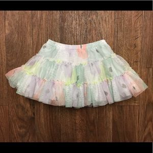 3T Genuine Kids from Oshkosh tutu skirt